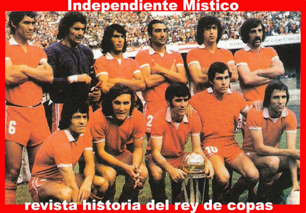 Independiente: Pancho Sá