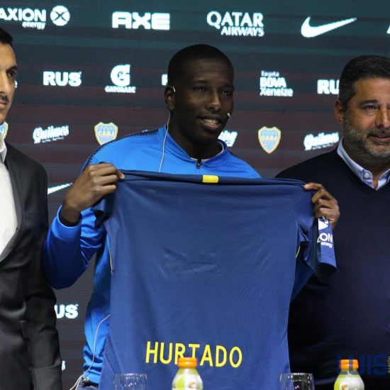 Jan Hurtado con barreras por romper en Boca Juniors