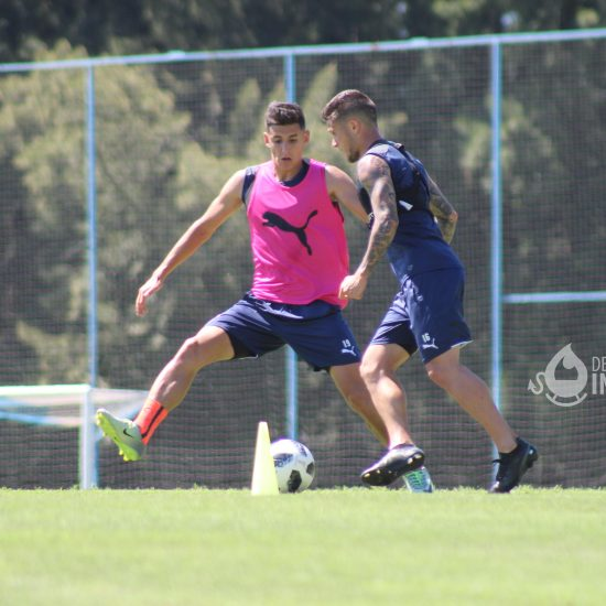 pre temporada independiente : luis-cotte