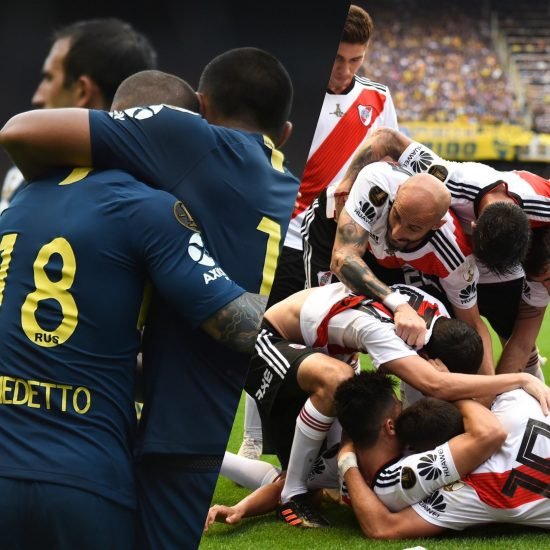 Boca Juniors vs River Plate: libertadores 2018